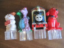 4 Easy Link Smart Keys Dragon Tales Clifford Thomas Train Dog Launch Pad FP