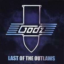 Last of the Outlaws by The Godz (Hard Rock) (CD, Apr-2012, CD Baby...