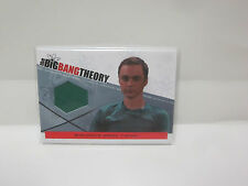 Big Bang Theory S3&4  Authentic Wardrobe Card Sheldon's Green Shirt M-19