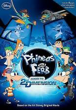 Phineas and Ferb: Across the 2nd Dimension-ExLibrary
