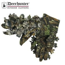 DEERHUNTER CAMOUFLAGE SNEAKY 3D LEAF EFFECT GLOVES