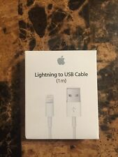 Apple OEM Authentic Original iPhone 5 5s c 6 6+ 6s 6s plus Lightning USB Charger