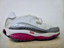 Skechers Shape-Ups 12340 SFT Pink/Gray Rocker Walking Sneakers Women's U.S. 9