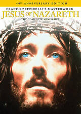 DVD Jesus of Nazareth: 40th Anniversary Edition (2-Disc Set) NEW