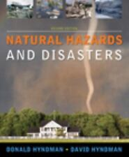 Natural Hazards and Disasters, Hyndman, David, Hyndman, Donald, 0495316679, Book