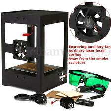 1000mW USB Laser Engraver Printer Cutter Carver DIY Cutting Engraving Machine