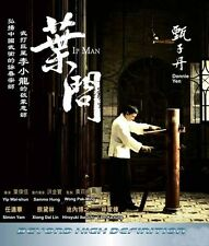"Donnie Yen Ji-Dan ""Ip Man"" Simon Yam Tat-Wah HK Martial Arts Region 0 Blu-Ray"