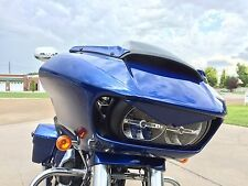 Harley Davidson Road Glide windshield deletes / accents 2016