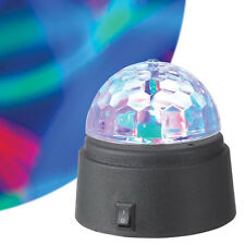 Disco Light Star Ball Strobe Party Celebrations DJ Stage New Year Xmas Birthday