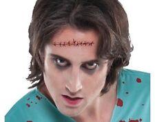 Halloween 1 confezione di punti di sutura Accessori Halloween Effetti Speciali Tatuaggi temp
