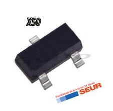 50X Transistor S8050 40V 1,5A 1500mA SOT-23