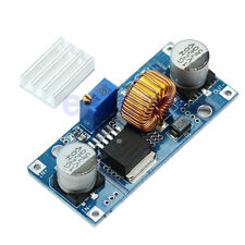 Step Down Power Supply Buck Module 24V 12V 9V 5VDC to DC 4V-38V to 1.25V-36V 5A