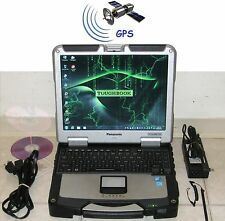 Panasonic Toughbook CF-31,i3 M350@2.27ghz,260hr,500Gb,Custom 50Channel Ublox GPS