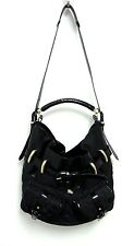 Burberry Italy Authentic Black Bromley Shoulder Bag Barely Used