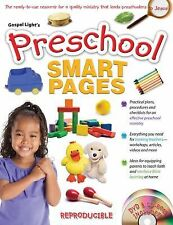 Preschool Smart Pages: Reproducible book contains all you need to equip, inspir