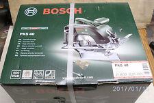Handkreissäge PKS 40 Bosch neu