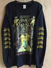 Edge of sanity long sleeve M shirt Death metal Hypocrisy Dismember Opeth Vader