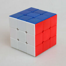 3rd Order Smoothly Professional Speed Rainbow Cube Rubik's Puzzle Twist Magic
