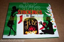 Stockings By The Fire Christmas Music CD Ray Charles Sinatra Dean Martin Ella