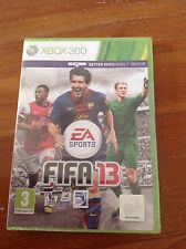 NEW AND SEALED ⭐️⭐️FIFA 13⭐️ Xbox 360 GAME