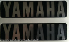 YAMAHA RD400 ENGINE CASING RESTORATION DECALS X 2