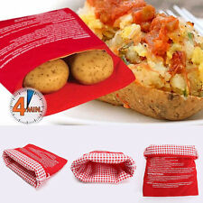 Cooker Bag Baked Potato Microwave Corns Cooking Bag Gadget Kitchen Tools Red TS