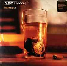 "DUST JUNKYS - What Time Is It? EP (12"") (VG/G+)"