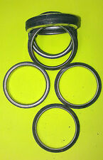 ALLOY  EXHAUST GASKETS SEAL HEADER GASKET RING 39mm OD, 31mm ID A39