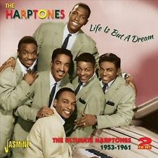 Life is But a Dream: The Ultimate Harptones 1953-1961 by The Harptones (CD,...