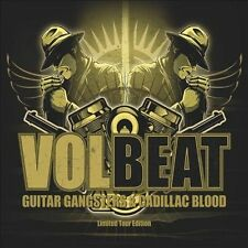 Guitar Gangsters & Cadillac Blood (Limited Tour Edition), Volbeat, New Limited E