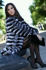 "EMPRESS CHINCHILLA AMAZING 40"" COAT NEW WHOLESALE PRICE BEST ON EBAY SAKS $50K"