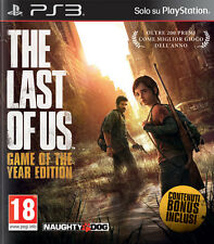 The Last Of Us - Game Of The Year Edition PS3 Playstation 3