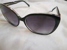 Calvin Klein black frame sunglasses. R715S.