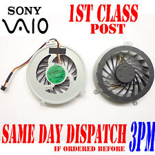 New Sony Vaio VPCEH2N1E PCG-71911M Laptop CPU Cooler Fan 4FNE7FAN000 4FNE7FAN000