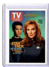 Star Trek TNG Quotable TV5 G.McFadden & W.Wheaton card