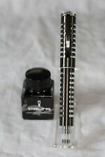 NEW DELTA Skeleton Cage Demonstrator Limited Edition Fountain Pen