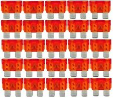 25 PACK 40 AMP ATC BLADE STYLE 12V FUSE CAR/ RV/ BOAT/ AUTO - SHIPS  TODAY!