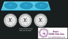 Cake Lace Mat 3D High Definition - Designer Cake Lace - New - Cake Craft