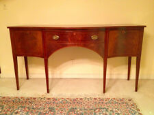 Reproduction Hepplewhite-style Sideboard/Buffet by Biggs Furniture 1956 Mahogany