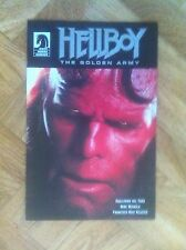 HELLBOY THE GOLDEN ARMY  NEAR MINT (W4)