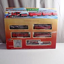 Bachmann Home for the Holidays O gauge narrow scale for HO track Spectrum NIB