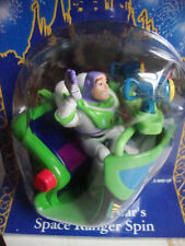 Buzz Lightyear Espaciales De Ranger Spin. Nuevo. Parque Temático Disney Collection. Die Cast
