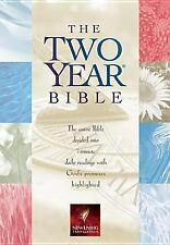The Two Year Bible: NLT1