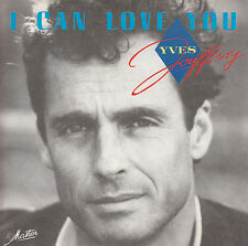 "7"" 45 TOURS FRANCE YVES JOUFFROY ""I Can Love You / Prisonnier De L'amour"" 80'S"