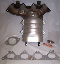 OEM MITSUBISHI 2001 2003 LANCER CALIFORNIA CERTIFIED CATALYTIC CONVERTER KIT