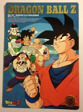 Dragon Ball Z Jumbo Carddass Adventure Stories 10