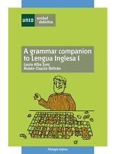 UNED A Grammar Companion to Lengua Inglesa I, eBook, 2013