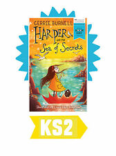 Harper and the Sea of Secrets by Carrie Burnell World Book Day 2016 New
