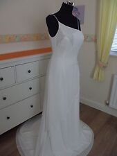 Wedding Dress Ivory Colour Size 10 / 12 New with tags
