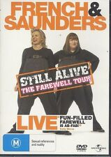 French And Saunders Still Alive The Farewell Tour DVD NEW Region 2 4
